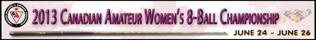 Amatuer Women's 8-Ball