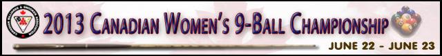 Women's 9-Ball Championship